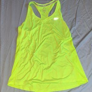 Nike Dri-Fit Large Neon Yellow